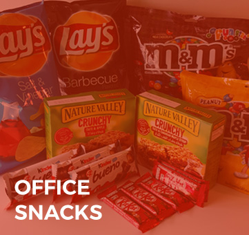 DCI OFFICE SNACKS